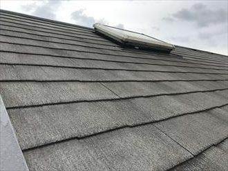 屋根材の劣化、苔・藻の付着