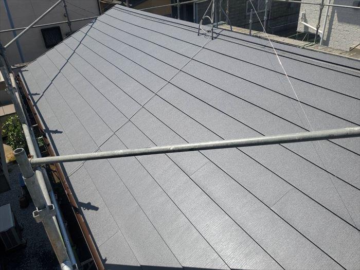 屋根全面張替工事