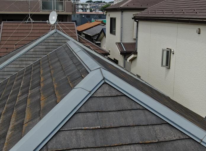 スレート屋根の調査はスレートだけを見る訳ではない