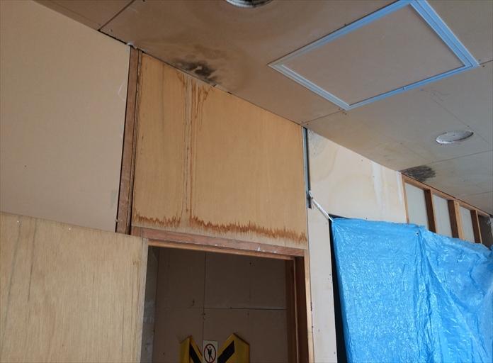 雨漏りの原因が屋根じゃなくても対応可能