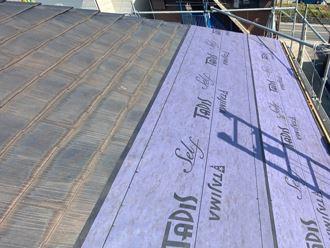 カバー工法防水紙