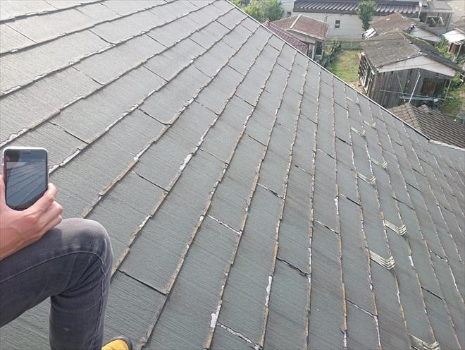 ボロボロになったパミールの屋根