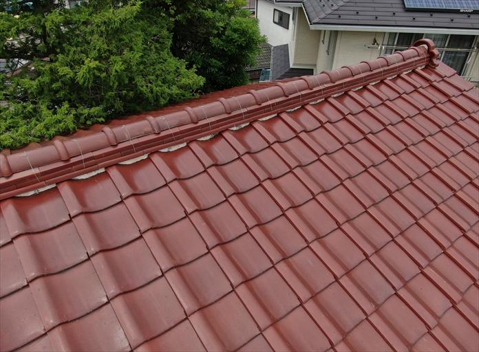 瓦屋根のメンテナンスが必須な箇所