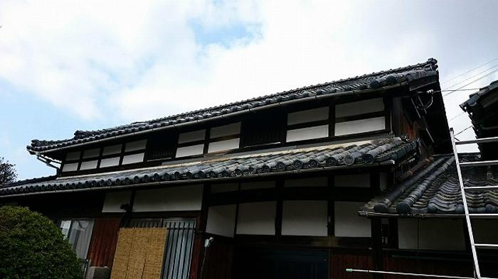 日本の屋根