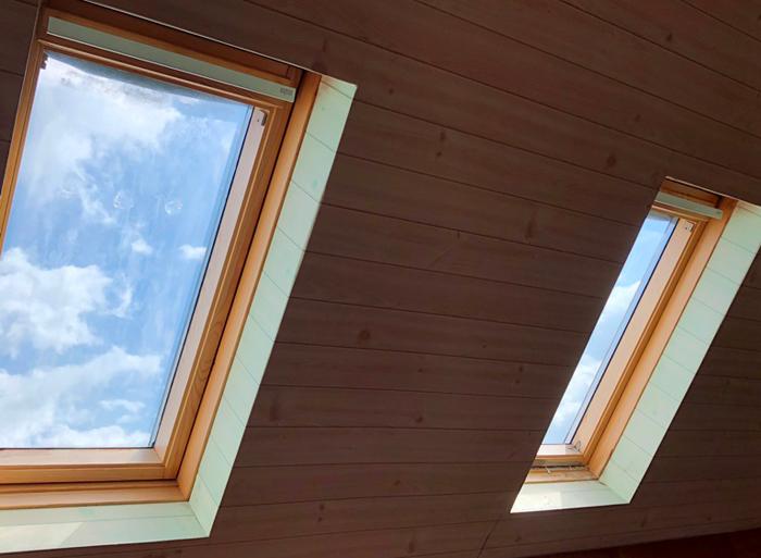 天窓の撥水