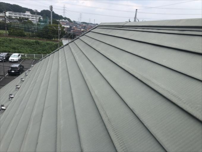 ステンレス屋根