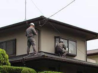 窓の工事前調査