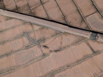 大和市|コロニアル屋根葺き替え