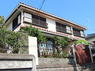 横浜市青葉区 棟取り直し工事 屋根部分葺き替え工事 外壁塗装工事 完工