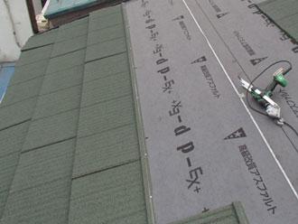 保土ヶ谷区 屋根カバー 屋根材葺き エコグラーニ