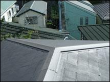 神奈川区 新規板金設置 完工