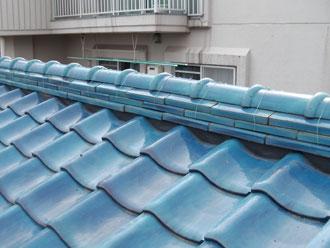 横浜市港北区 漆喰詰め直し工事 完工