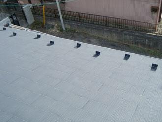 横浜市緑区 雪止め金具設置 完工