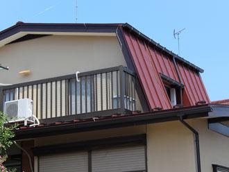 横浜市都筑区 屋根カバー 外壁塗装 完工