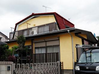 横浜市都筑区 屋根点検 屋根劣化