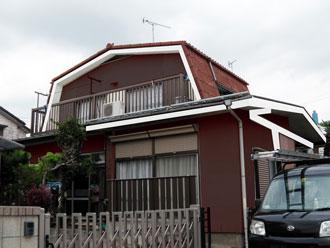 横浜市都筑区 屋根点検 雨染み