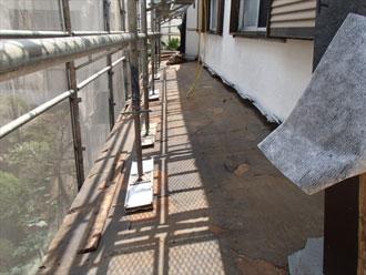 横浜市都筑区 屋根解体