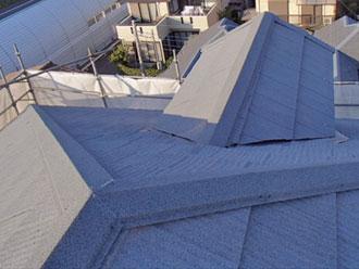 横浜市緑区 屋根カバー工事 屋根塗装工事 外壁塗装工事 施工後