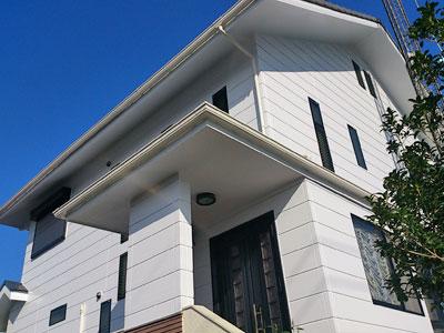 横浜市緑区 屋根カバー 屋根塗装 外壁塗装 完工