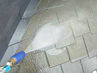 横浜市緑区 高圧洗浄 屋根洗浄